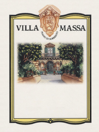 mark for VILLA MASSA PIANO DI SORRENTO, trademark #79029188