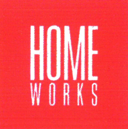 mark for HOME WORKS, trademark #79030040