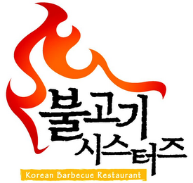 mark for KOREAN BARBECUE RESTAURANT, trademark #79030413