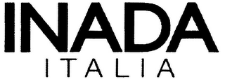 mark for INADA ITALIA, trademark #79030551