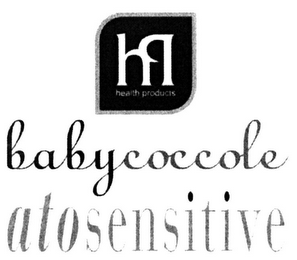 mark for HP HEALTH PRODUCTS BABYCOCCOLE ATOSENSITIVE, trademark #79030889