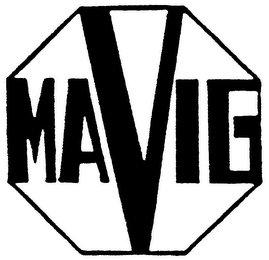mark for MAVIG, trademark #79031917