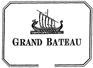 mark for GRAND BATEAU, trademark #79032090