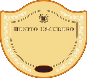 mark for BENITO ESCUDERO, trademark #79032177