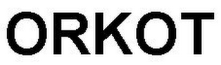 mark for ORKOT, trademark #79034417