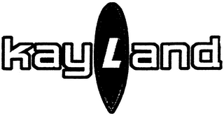 mark for KAY LAND, trademark #79035121