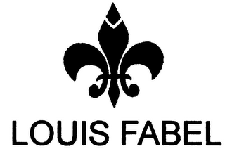 mark for LOUIS FABEL, trademark #79036610