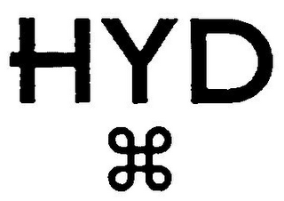 mark for HYD, trademark #79036873