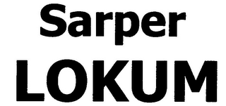 mark for SARPER LOKUM, trademark #79037219