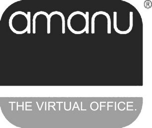 mark for AMANU THE VIRTUAL OFFICE., trademark #79040143