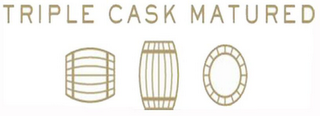 mark for TRIPLE CASK MATURED, trademark #79042642