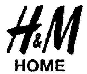 mark for H&M HOME, trademark #79042722