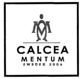 mark for CM CALCEA MENTUM SWEDEZ 2006, trademark #79048085