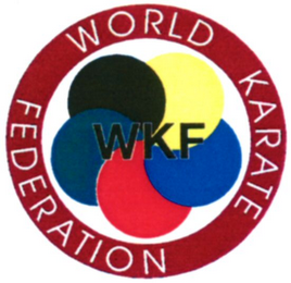 mark for WKF WORLD KARATE FEDERATION, trademark #79048149