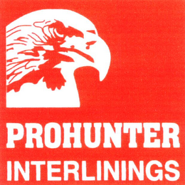 mark for PROHUNTER INTERLININGS, trademark #79054708