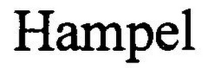 mark for HAMPEL, trademark #79056524