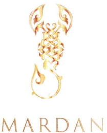 mark for MARDAN, trademark #79056814