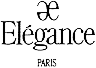 mark for EE ELEGANCE PARIS, trademark #79057117