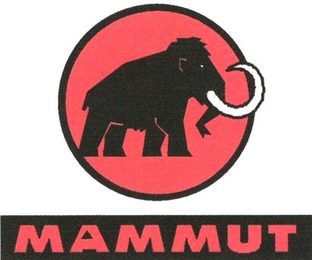 mark for MAMMUT, trademark #79059408