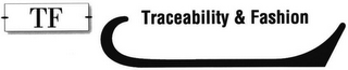 mark for TF TRACEABILITY & FASHION, trademark #79059600