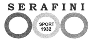 mark for SERAFINI SPORT 1932, trademark #79064026