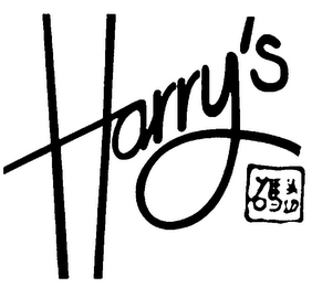 mark for HARRY'S, trademark #79066005