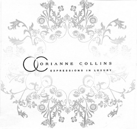 mark for OC ORIANNE COLLINS EXPRESSIONS IN LUXURY, trademark #79066303