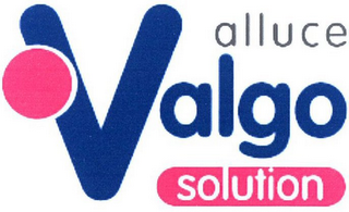mark for ALLUCE VALGO SOLUTION, trademark #79066982