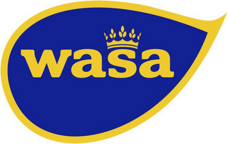 mark for WASA, trademark #79067413