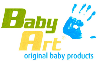 mark for BABY ART ORIGINAL BABY PRODUCTS, trademark #79068262