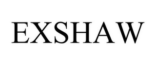 mark for EXSHAW, trademark #79068728