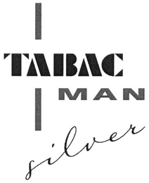 mark for TABAC MAN SILVER, trademark #79068994