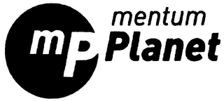mark for MENTUM MP PLANET, trademark #79069286