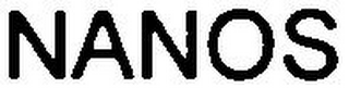 mark for NANOS, trademark #79070576