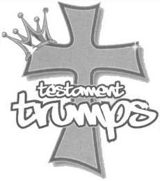 mark for TESTAMENT TRUMPS, trademark #79070748