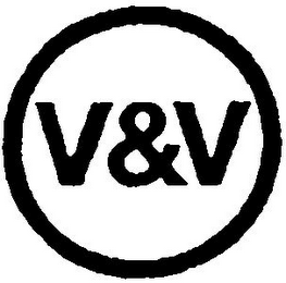 mark for V&V, trademark #79074244