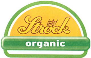 mark for STROCK ORGANIC, trademark #79075641