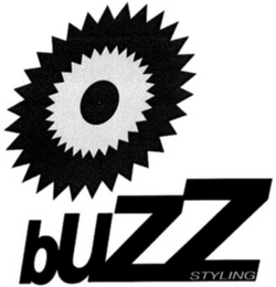 mark for BUZZ STYLING, trademark #79076133