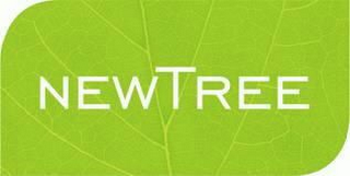 mark for NEWTREE, trademark #79076272