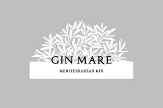 mark for GIN MARE MEDITERRANEAN GIN, trademark #79078879