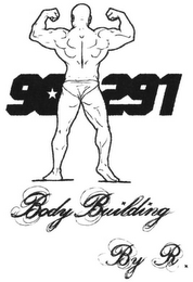 mark for 90291 BODY BUILDING BY R, trademark #79079179