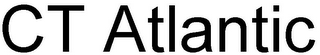 mark for CT ATLANTIC, trademark #79079465