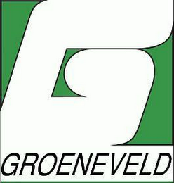 mark for G GROENEVELD, trademark #79080412