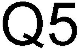 mark for Q5, trademark #79081336