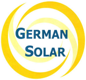 mark for GERMAN SOLAR, trademark #79081472