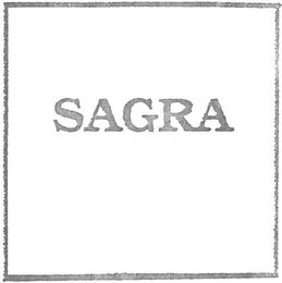 mark for SAGRA, trademark #79082234