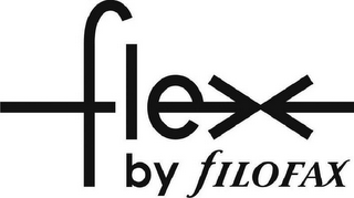 mark for FLEX BY FILOFAX, trademark #79082453