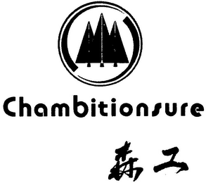 mark for CHAMBITIONSURE, trademark #79082725