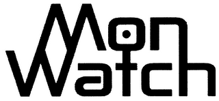 mark for MONWATCH, trademark #79083476