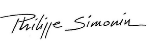 mark for PHILIPPE SIMONIN, trademark #79084023